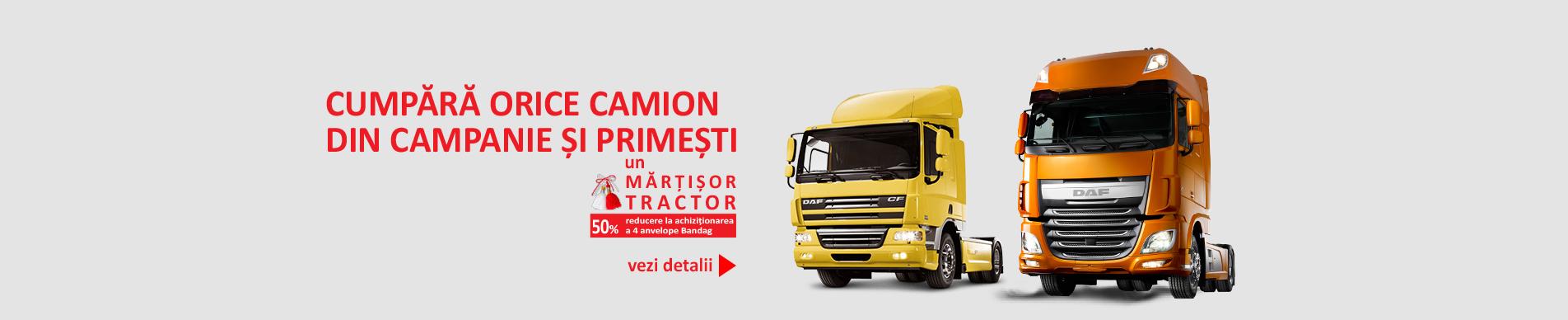 Martisor tractor